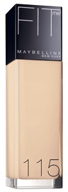 Maybelline Fit Me Foundation SPF18 30ml 115 Ivory