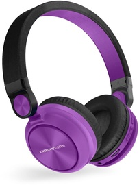 Energy Sistem Urban 2 Radio Bluetooth Over-Ear Headphones Violet