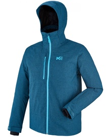 Millet Bullit II Heather Jacket Blue M