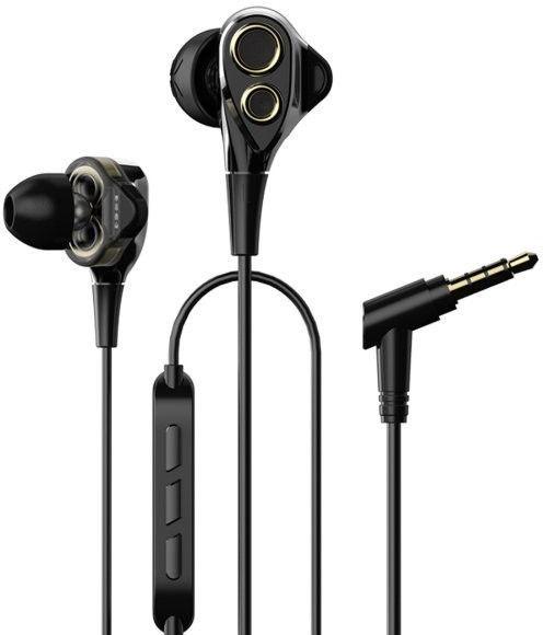 Ausinės UiiSii BA-T8S In-Ear Black