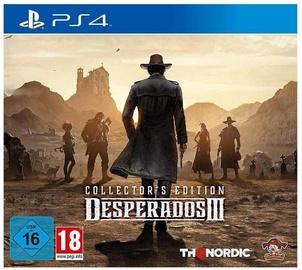 Desperados III Collector's Edition PS4