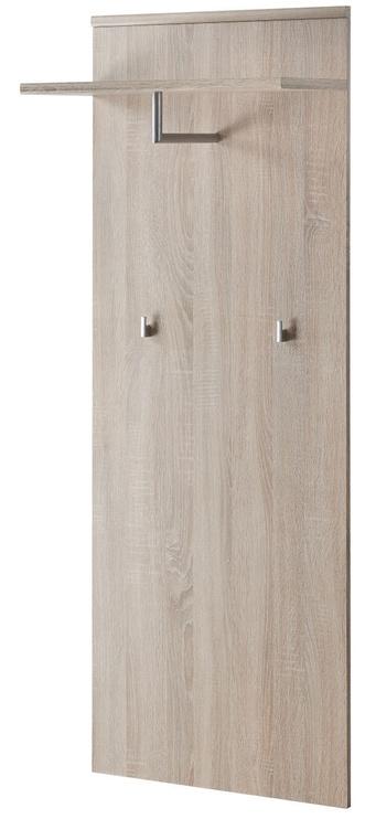 ASM Armario III w/ Pillow Hallway Wall Unit Set Sonoma Oak