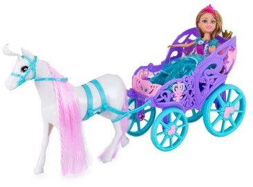 Lelle Sparkle Girlz Princess With Horse & Carriage 24734