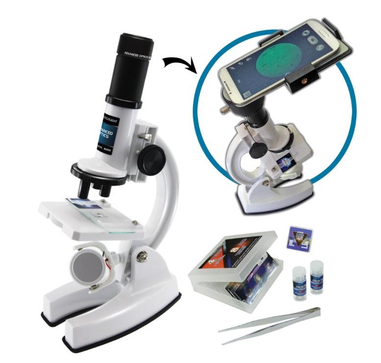 Mikroskops Eastcolight Smart 8012