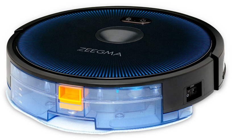Робот-пылесос Zeegma Zonder Robo Vision Black/Blue