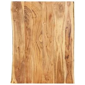 Столешница VLX Solid Acacia Wood, коричневый, 800 мм x 600 мм