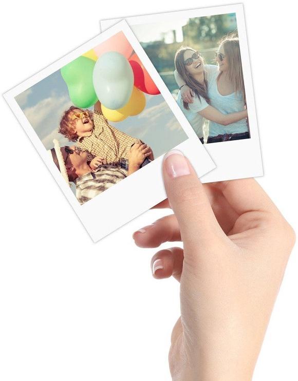 Polaroid Pop Instant Print Digital Camera Blue