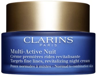 Крем для лица Clarins Multi - Active Light Night, 50 мл