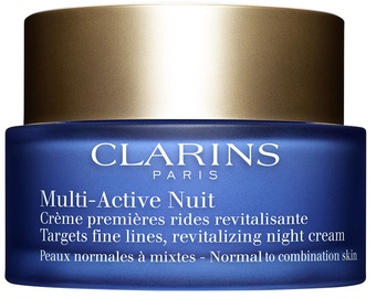 Sejas krēms Clarins Multi - Active Light Night, 50 ml