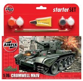 Airfix Cromwell MkIV Tank Starter Set 1:76