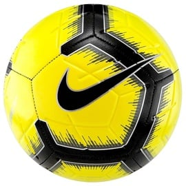 Nike Strike Soccer Ball Yellow/Black Size 5