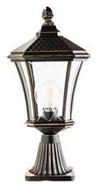 Verners E27 Lantern 045449 Black