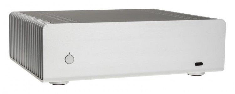 Streacom HTPC Case FC9 ALPHA Fanless Silver