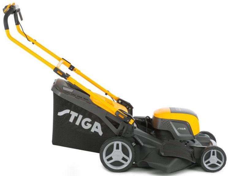 Аккумуляторная газонокосилка Stiga Combi 50 SQ DAE