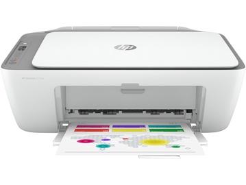 Многофункциональный принтер HP DeskJet 2720e, струйный, цветной