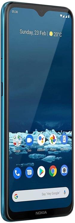 Mobilusis telefonas Nokia 5.3 Cyan, 64 GB