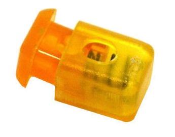 Apri BL Rectangle Plastic Yellow