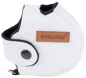Amiplay Cambridge Infini Retractable Leash Cover L White