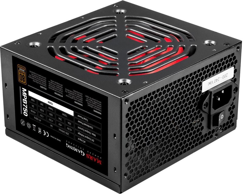 Mars Gaming MPB750 750W Black