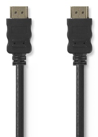 Nedis High Speed HDMI Cable w/ Ethernet 0.5m Black