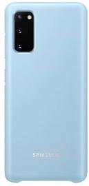Samsung LED Back Case For Samsung Galaxy S20 Sky Blue