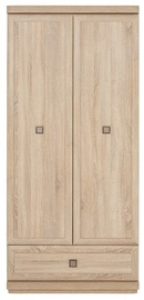 Black Red White Oregon Wardrobe Sonoma Oak