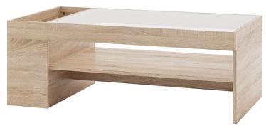 Kavos staliukas Szynaka Meble Cores Sonoma Oak, 1100x600x400 mm