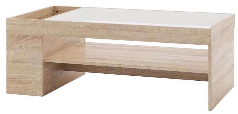 Kohvilaud Szynaka Meble Cores Sonoma Oak, 1100x600x400 mm