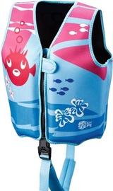Спасательный жилет Beco Sealife, синий/розовый, M, 18 - 30 кг