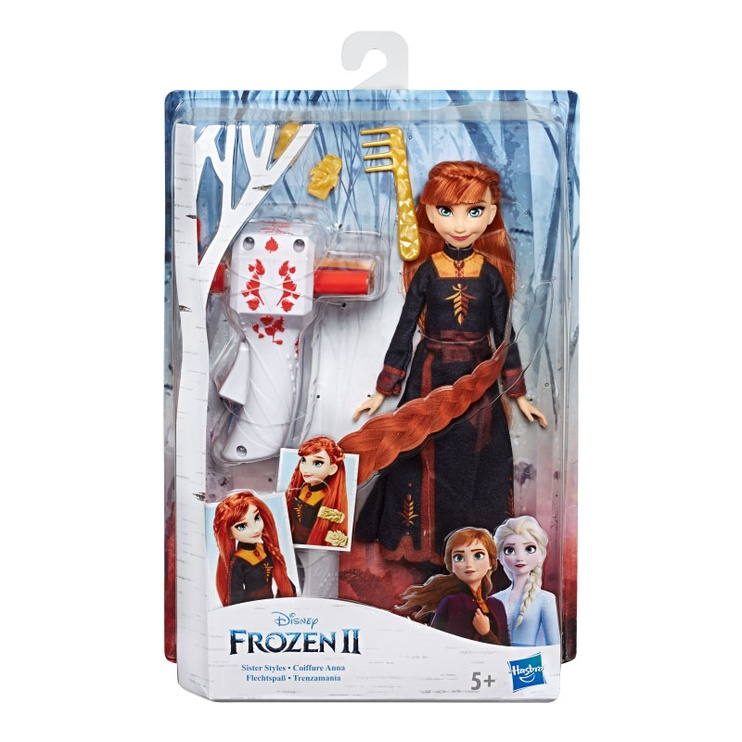 Rotaļlieta lėlė frozen2 e6950
