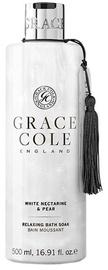 Grace Cole Relaxing Bath Soak 500ml White Nectarine & Pear