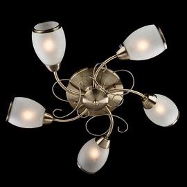 Lampa griestu Domoletti MX91347-5, 5X40W, E14