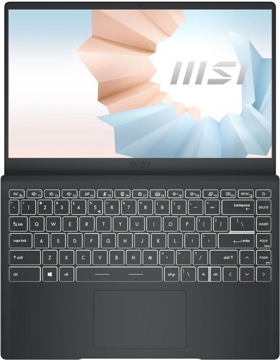 Ноутбук Modern 14 B11MO-030XPL Gray PL, Intel® Core™ i3, 8 GB, 512 GB, 14 ″
