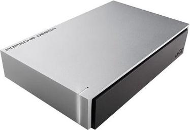 LaCie Porsche Design 4TB USB 3.0 for MAC STEW4000400