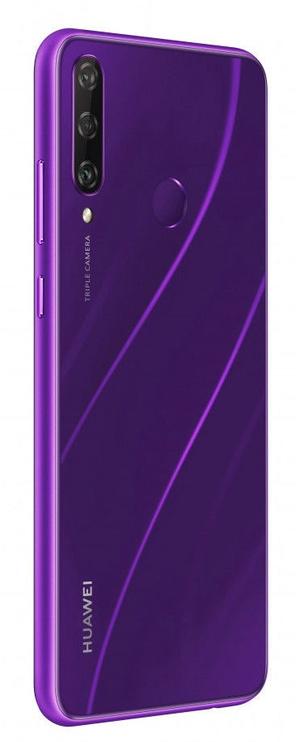 Мобильный телефон Huawei Y6p Phantom Purple, 64 GB