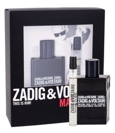 Zadig & Voltaire This Is Him! 50ml EDT + 10ml EDT