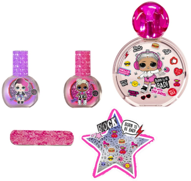 Набор для детей Air Val International L.O.L. Surprise Perfume Set 5pcs