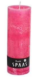 Küünal Rustik 70x190mm 95h fuksiaroosa