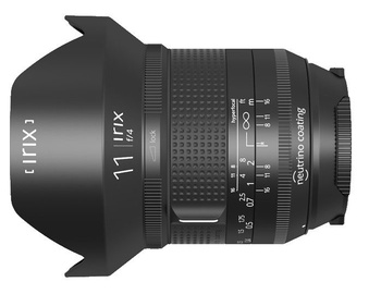 Irix 11mm f / 4.0 Blackstone Lens for Canon