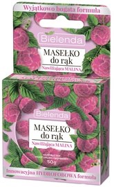 Rankų kremas Bielenda Fruit Moisturizing Raspberry, 50 ml