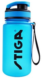 Stiga Portable Sport Water Bottle Blue 350ml