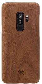 Woodcessories Slim Back Case For Samsung Galaxy S9 Plus Walnut
