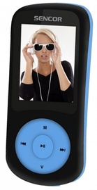 Muusikamängija Sencor SFP 5870BBU Blue, 8 GB