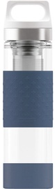 Sigg Thermo Flask Hot & Cold Glass Midnight Blue 400ml