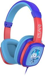 Ausinės Elari FixiTone Blue/Red