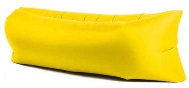 Täispuhutav diivan Lazy Bag, kollane