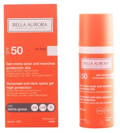 Bella Aurora Anti-Dark Spot Sunscreen SPF50 Combinates-Oily Skin 50ml
