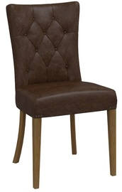 Home4you Chair Westbury Brown 11320