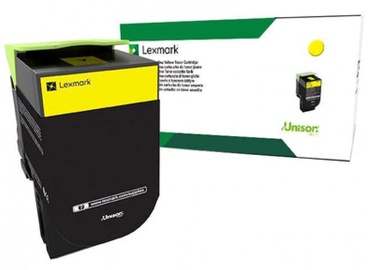 Lexmark CS/CX317,417,517 Return Program 2,3K Toner Cartridge Yellow