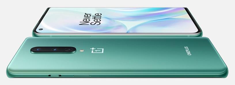 Мобильный телефон OnePlus 8, зеленый, 12GB/256GB